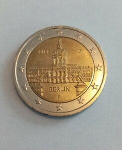 2 Euro Allemagne 2018 Berlin