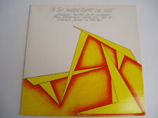 IOWA SAXOPHONE QUARTET & SEXTET - RARE US LP