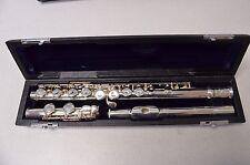E.F. Dean DA5SHE Flute, Brand New, Plateau Model, Split E, Offset G