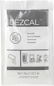 DEZCAL - Descaler for Espresso Machine / Makers (Urnex). Sold By Coffee-A-Roma