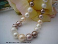 Perlmutt-gefärbte Echtschmuck-Halsketten