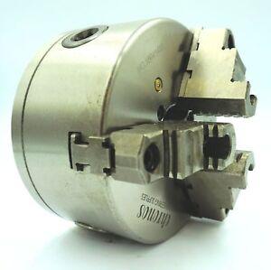 125 MM 3 Kiefer Drehfutter Mit Direkte Montage D1-4 Camlock (Ref: K11125AD4)