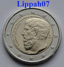 Griekenland speciale 2 euro 2013 Academie van Plato UNC