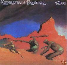 CHURCHILLS TRACTOR 2005 Flea Circus New Jersey CD