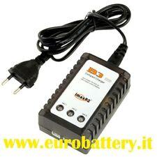 IMAX B3PRO Carica batteria RC 2-3S Li-Po Li-Ion 7.4v 11.1v MODELLISMO ELICOTTERO