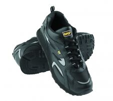 """OMP EVO RUNNER"" SPORT SNEAKERS NERO (38) UK 5"