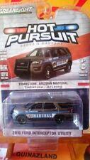 Greenlight Hot Pursuit 2016 Ford Interceptor Utility Police (N19)