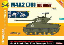 Cyber Hobby 1:35 9154 (Dragon): Panzer  M4A2 (76) Red Army