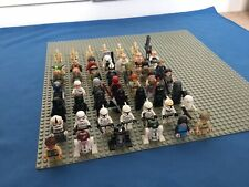 Lego Star Wars Minifigure Bundle With Accessories