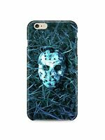 Halloween Friday The 13th Jason Iphone 4s 5 5s 5c 6 6s 7 8 X Plus Case Cover ip1