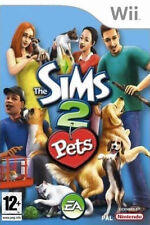 The Sims 2: Pets Nintendo Wii NEW And Sealed FULL UK Version The Sims 2 Pets
