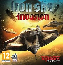 IRON SKY: INVASION - Steam chiave key - Gioco PC Game - Free shipping - ROW