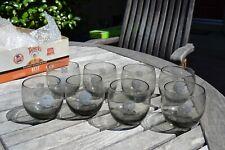 Lot 8 San Francisco Nfl Vintage Smoke Drinking Tumbler Glasses !