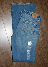 New! Aeropostale Size 29x31 Hailey Flare Low Rise Womens Jeans