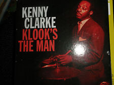 KENNY CLARKE. KLOOKS THE MAN. 4 CD SET IN TOP COND