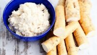 Raifort sauvage / wasabi en poudre. Source de vitamine C, Rhumatisme ,90g - 460g
