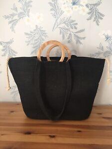 Mint Velvet Esther Woven Tote Bag