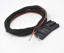 2x Led Rear Tail Light Retrofit adaptor Harness Cable For BMW F30 F31 F80 M3 LCI
