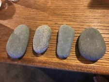 "North Oregon Coast stones rocks hot stone massage 3"" - 4"" rock size (12pack)"