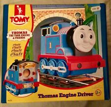 Thomas The Tank Engine Thomas Engine Driver Toy Tomy New Boxed