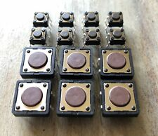 DIGITECH RP-5 REPLACEMENT FOOT SWITCHES & DATA ENTRY / EDIT BUTTONS - SET OF 14