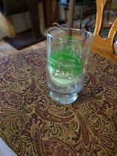 Bee Gees Green Vintage 1970s Album Lp Logo Drinking Glass