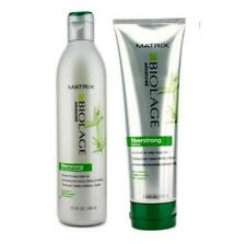 Matrix Biolage Advanced Fiberstrong Bamboo Shampoo and Conditioner 13.5 /8.5 oz