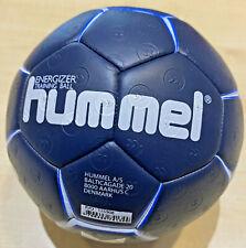 hummel Action Energizer Handball sehr guter Trainingsball Navy/Weiß Größe 1 NEU