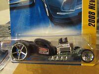 Hot Wheels Ratbomb 2008 New Models