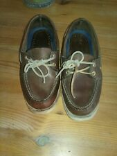 Women's Sperry Top Sider Boat Shoes 8M Used Cond