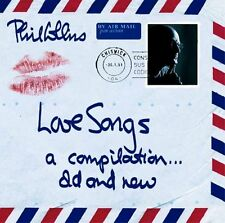 Phil Collins - Love Songs     New 2-cd