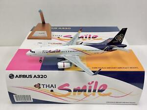 JC Wings 1:200 Thai Smile AIRBUS A320-232(WL) HS-TXU LH2029