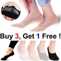 Socks invisible liner low cut socks non slip socks for men women high quality
