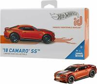 ⁸Hot Wheels id '18 Camaro SS Factory Fresh