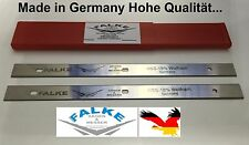 2 Stück HSS Elektra Beckum HC260M HC260C/K Hobelmesser Nachschärfbar