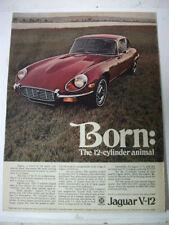 Jaguar British Car & Truck Advertising Collectables