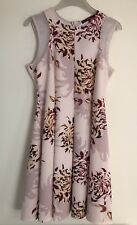 Next Womens Dress UK 12 Ladies Summer Sleeveless Dress NWT