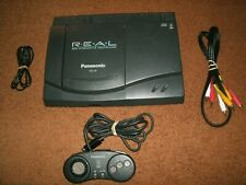Panasonic 3DO FZ-10 R.E.A.L. Console (NTSC) With Bonus Games And Demo Disc