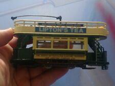 Vtg Corgi Great British Tram Company Die Cast Dick Kerr Typelipton's tea Train