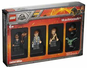 LEGO ® Jurassic World - Toys'R'Us Bricktober Minifiguren Serie 2018 (5005255)