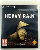 Jeu PS3 Heavy RAIN Sony Playstation 3 Version française Occasion