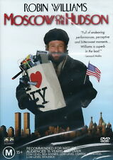Moscow on The Hudson DVD R4