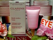 ❀SALE❀[Clarins] Multi-Active Yeux Instant Eye Reviver(3ml)Targets Fine Lines