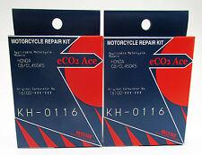 2 x Honda CB/CL450 K5 1972-1974 Carb Kits