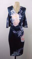 Knee Length Boho V-Neck Dresses for Women