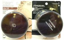 (2) Covergirl Clean Professional Loose Powder New Unused 105 - Translucent Fair