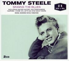 """Tommy Steele """"Singing The Blues"""" 2CD Set NEW & SEALED 1st Class Post From The UK"""
