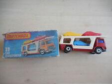 Matchbox 1-75 Vintage Diecast Trucks