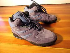 Vintage 90s Reebok Hiking Boots Leather Suede Nylon Hiking boots Womens 10  1990s 8e834f684