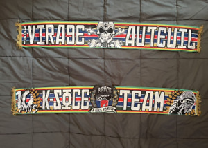 Ultras Echarpe PSG - K-SOCE TEAM VIRAGE AUTEUIL 10 ANI
